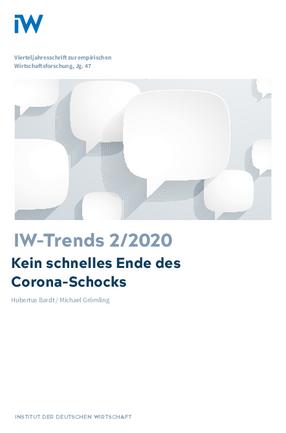 Ökonomische Einschätzungen deutscher Unternehmen