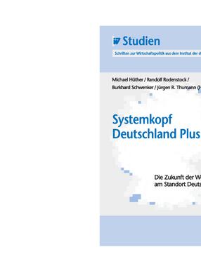 Systemkopf Deutschland Plus