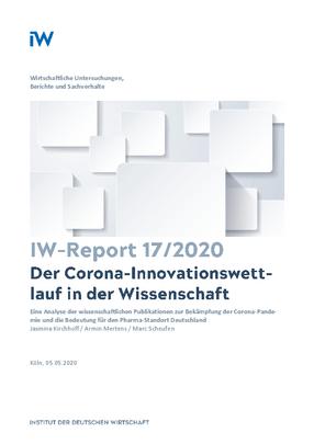 Der Corona-Innovationswettlauf in der Wissenschaft