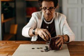 Rentenanpassung glätten